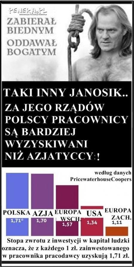 Takiego mamy Janosika
