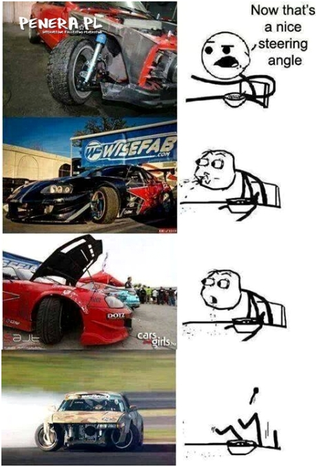 Auto idealne do driftu